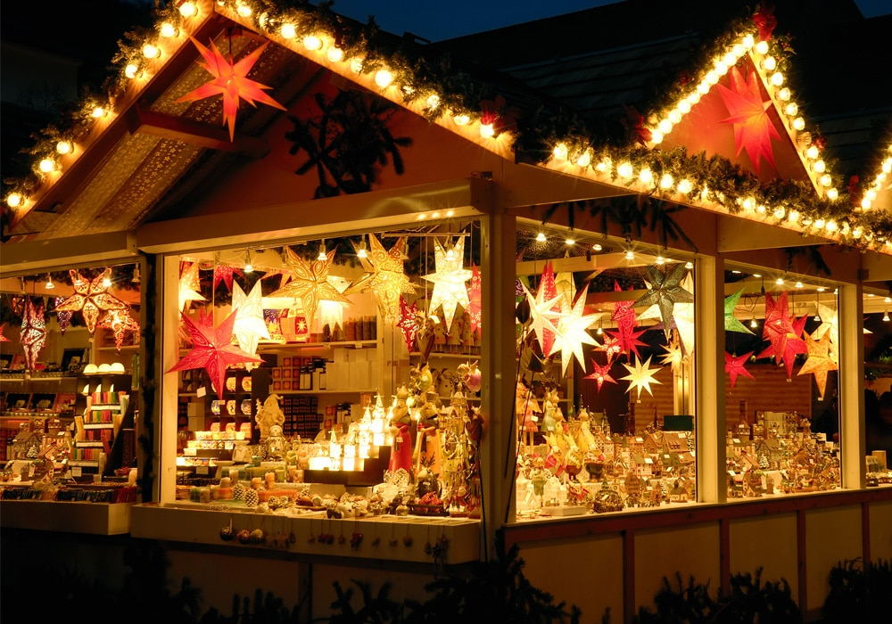 Supplier of Christmas fairs and markets