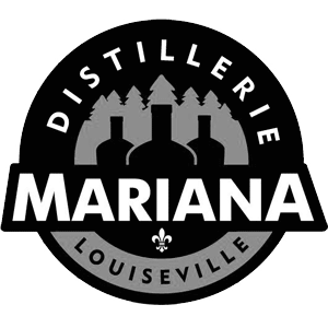 Distillerie Mariana, rum, gin and vodka