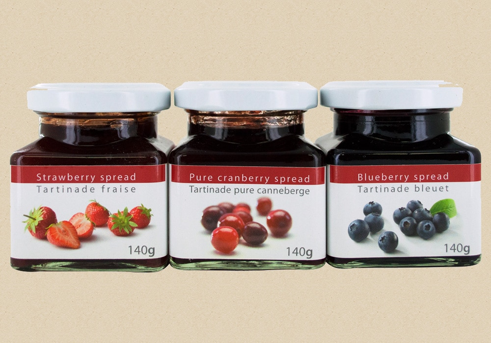 Supplier of fruit jams and jellies
