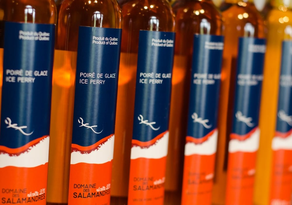 Pear ice wine supplier