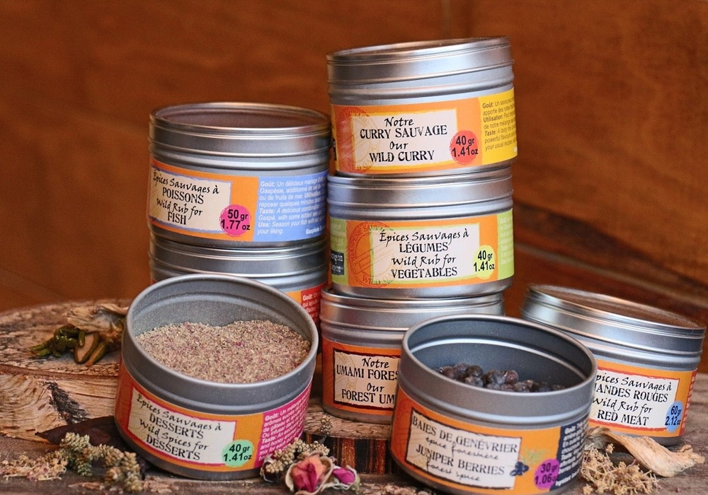 Wholesaler spices and spice blends - for resale - France / Europe