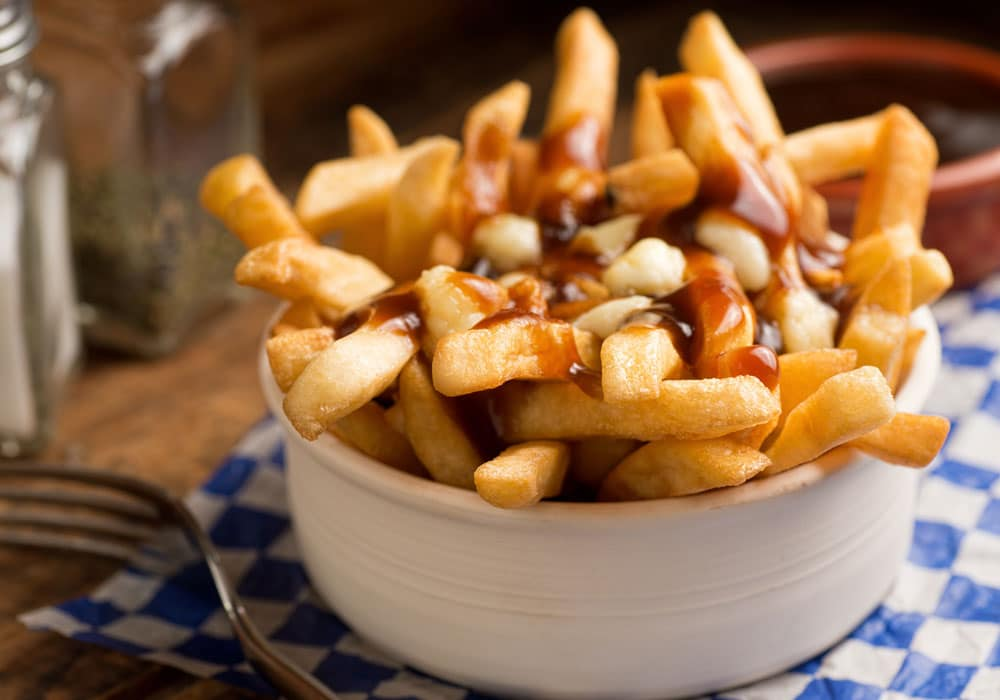 Wholesaler poutine sauce mixe - For resale and restaurants